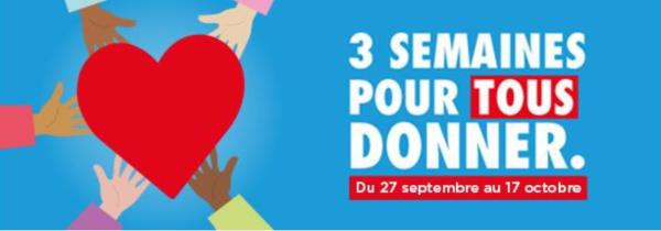 François Toujas, Président de l'EFS, appelle à une mobilisation générale pour le don de sang