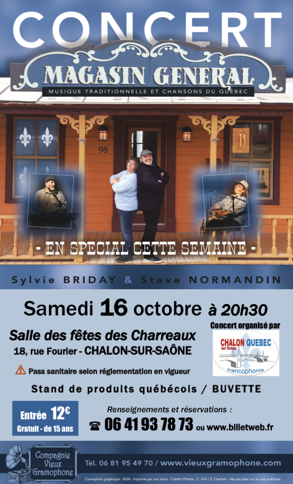 Chalon-sur-Saône Québec Francophonie annonce son gros événement de rentrée
