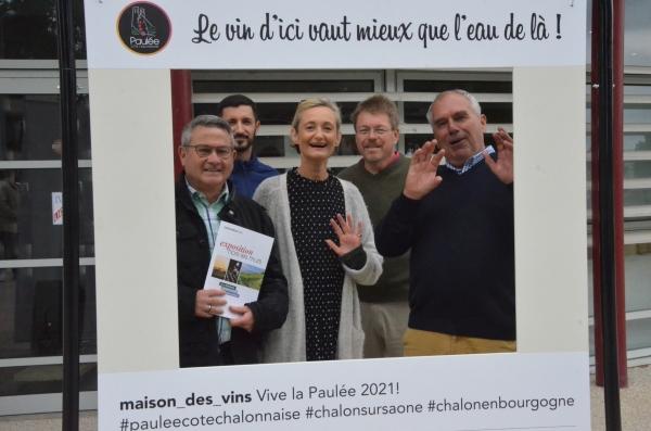 La 22e Edition de la Paulée de la Côte Chalonnaise reprend ses habitudes