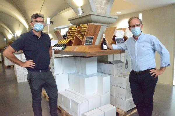 Haute Valeur Environnementale, les vins de la Cave des Vignerons de Buxy certifiés
