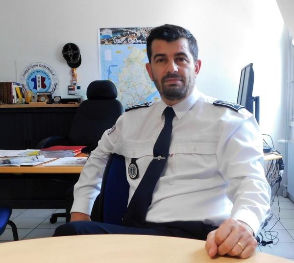 Emmanuel Breton, nouveau commissaire de Chalon-sur-Saône  - « Des choses vont changer »
