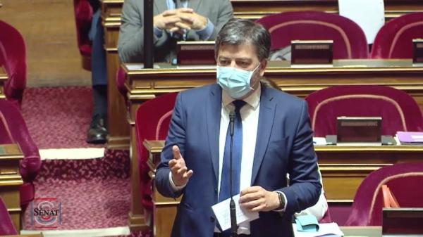 Le Sénateur Fabien Genet a interpellé Julien Denormandie au sujet de la PAC et juge sa réponse insatisfaisante