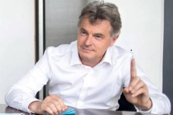 """En déplacement en Saône et Loire, Fabien Roussel, patron du PCF vient défendre """"la souveraineté industrielle française"""""""