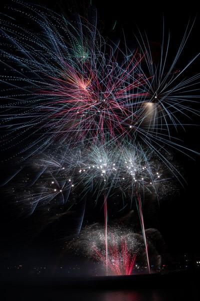 La ville de Chalon sur Saône reporte les feux d'artifice du 14 juillet à la fin du mois d'aout