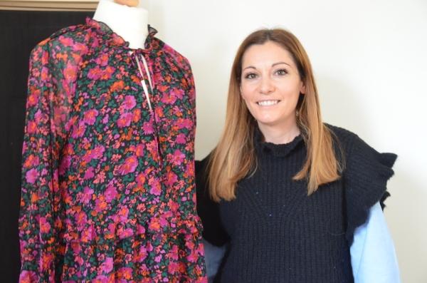 A 33 ans, Amandine se lance dans le e-commerce de vêtements pour pouvoir s'occuper de son fils