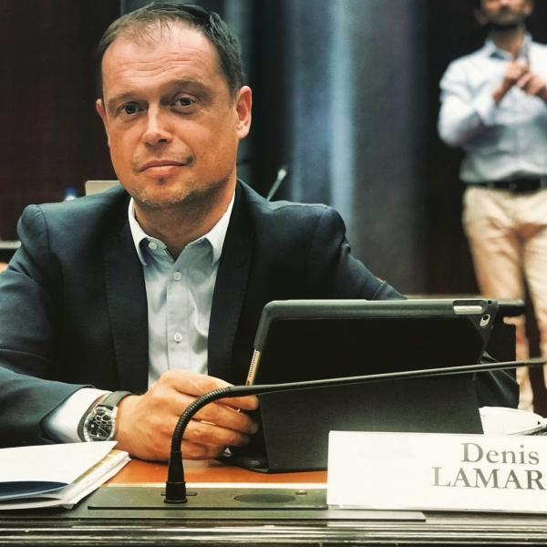 """REGIONALES - Pour Denis Lamard, """"le Temps des Cerises est la seule liste claire qui ne soit pas dans l'ambigüité sur ses convictions politiques."""""""