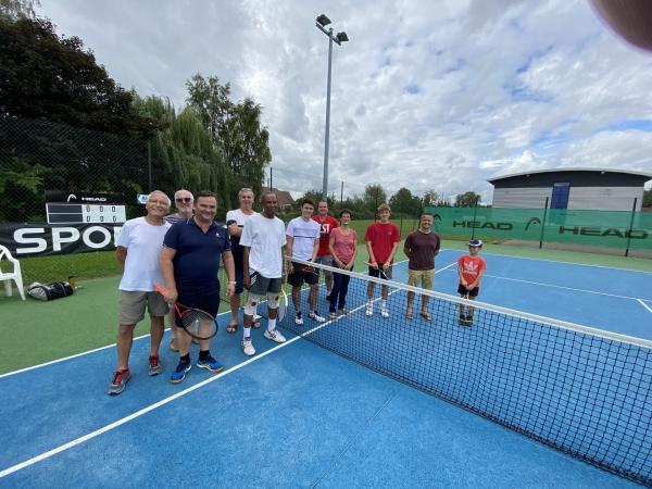 Après une édition 2020 annulée, le tennis Club de Crissey renoue avec son traditionnel tournoi estival