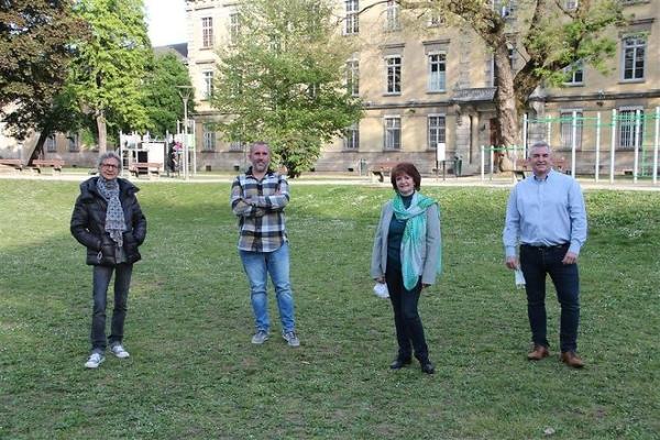 DEPARTEMENTALES - CHALON 2 - Christine Laoues et Sébastien Lagoutte annoncent leurs réunions publiques