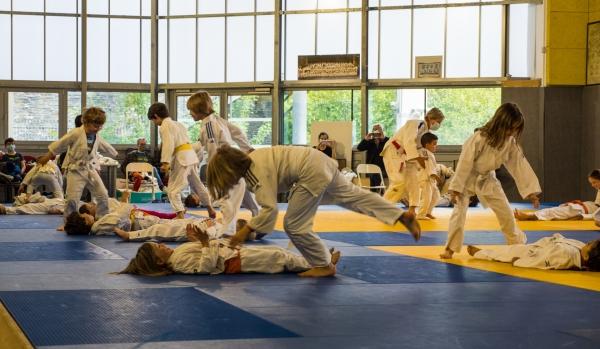 Le Judo-Club de Givry fait sa rentrée