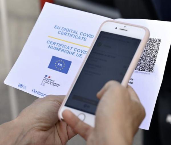 Le QR Code de la personne la plus protégée de France dévoilé sur les réseaux sociaux
