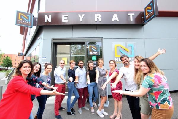 Neyrat Immobilier crée un organisme de formation à Chalon sur Saône