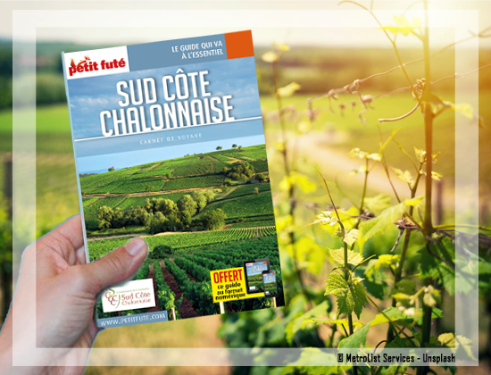 Le Petit Futé se penche sur le Sud de la Côte Chalonnaise