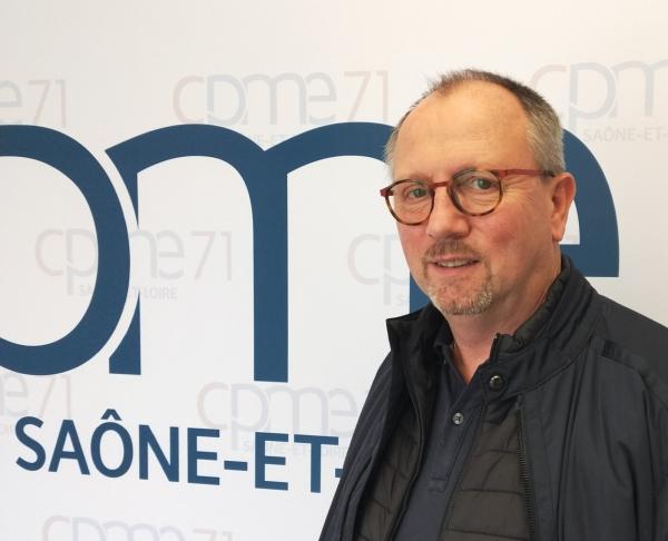 """""""En 2022, les PME devraient retrouver l'accès à des financements pour former leurs salariés"""" pour la CPME71"""