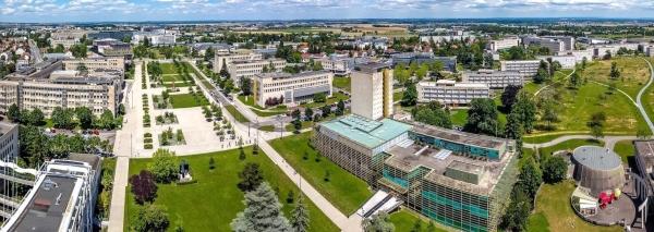 Une rentrée «100% en présentiel» à l'université de Bourgogne