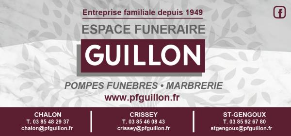 Chalon-Crissey-Saint Gengoux : Venez découvrir les offres spéciales Toussaint à l'Espace Funéraire Guillon.
