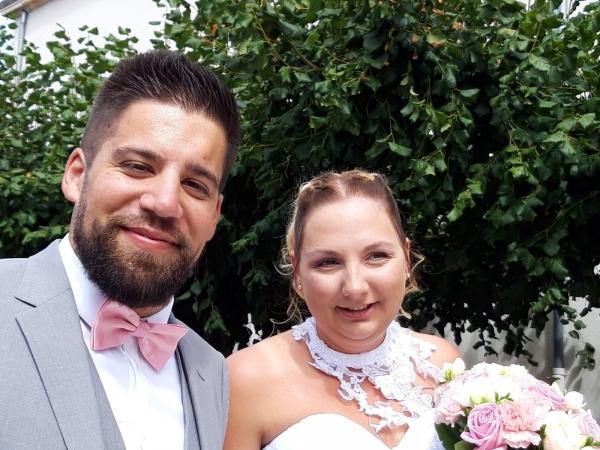 Manon et Florian unis par les liens du mariage