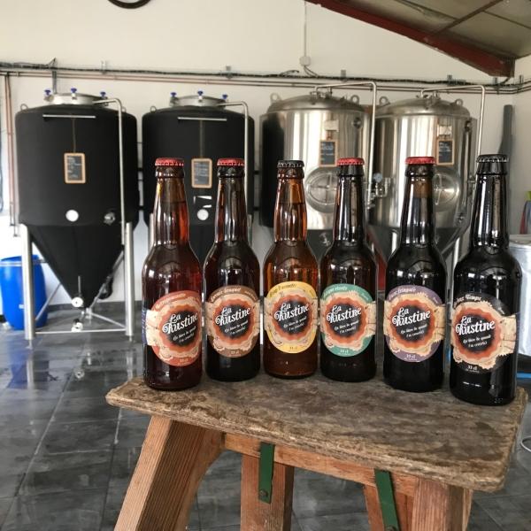LIVRAISONS A DOMICILE - La Rustine d'Epervans organise votre ravitaillement en bière