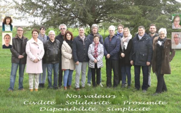 MUNICIPALES - A Fontaines, Claude d'Aix annonce le programme d'Agir pour Fontaines