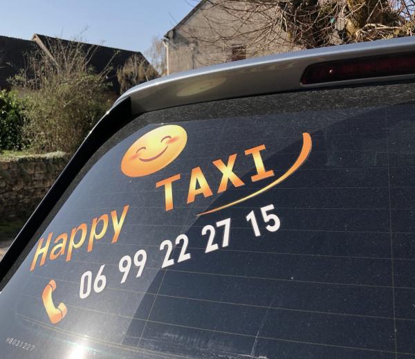 A Varennes le Grand, Happy Taxi assure le transport des personnes âgées gratuitement