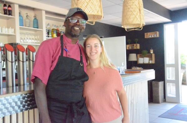 Changement de propriétaires pour le restaurant Fleurs de sel à Fragnes-La Loyère