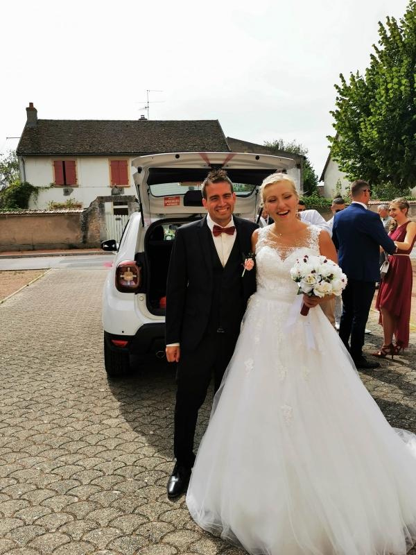 CARNET BLANC : Stéphanie et Nicolas ont dit oui au bonheur