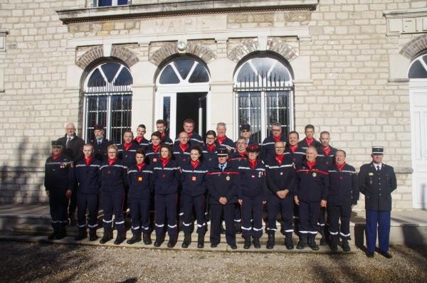 Les sapeurs-pompiers de St Loup-de-Varennes & Varennes-le-Grand débuteront la vente de leur calendrier le 9 novembre.