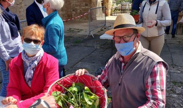 Belle réussite de la sixième édition du Troc plantes givrotin