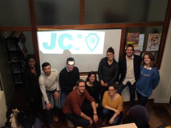 Jeune Chambre Economique: première réunion de l'année pour préparer 2020