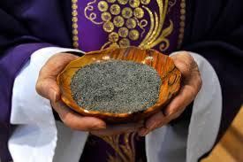 17 février 2021, Mercredi des Cendres : l'église catholique entre en Carême