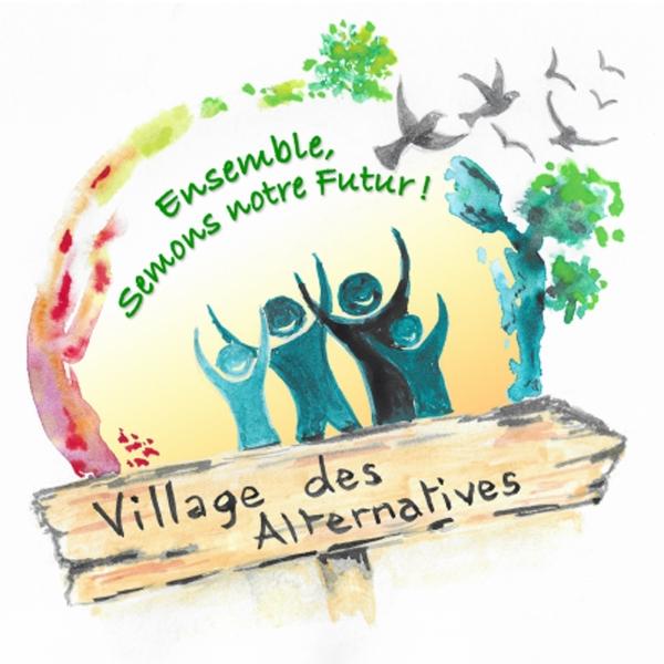 Champforgeuil terre d'accueil d'un Village des Alternatives «Ensemble, semons notre futur»