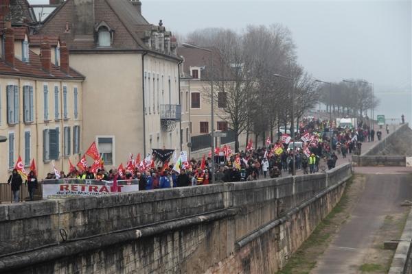 Retour sur la manifestation de Chalon-sur-Saône, à nulle autre pareille (1/2)