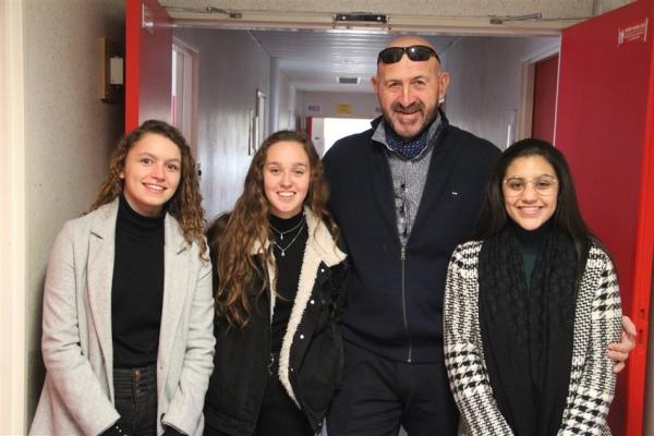 Belle rencontre au lycée Saint-Charles avec un ex-policier venu sensibiliser les jeunes aux dangers de la drogue