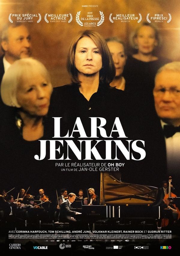 «Lara Jenkins» jeudi au Mégarama Axel ou le portrait glacial d'une mère acariâtre