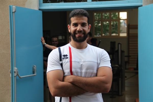 Le Ring Olympique Chalonnais fête le retour de Sabri Fergani