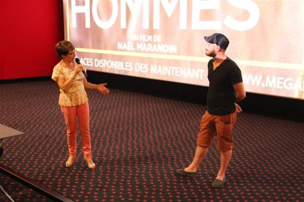 Retour en images sur la soirée spéciale «La Terre des hommes» au Mégarama Chalon-sur-Saône