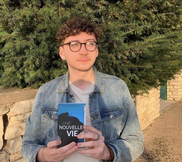 Rencontre avec Lucas BAUDOT, jeune auteur de 19 ans