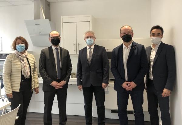 Partenariat acté entre la Mutualité française Saône-et-Loire et le Grand Chalon