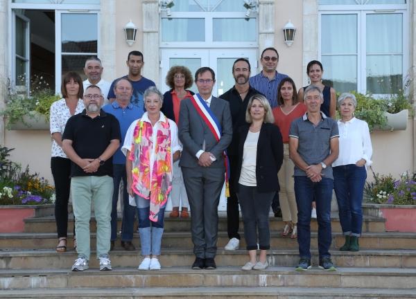 Pour Laurent Deneaux, maire de Sevrey, les décisions se prennent en équipe