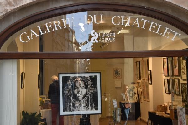 Galerie du Châtelet à Chalon-sur-Saône : Venez découvrir des estampes contemporaines
