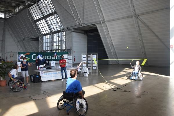 Venez nombreux à la journée Sport Santé Handicap ce samedi 11 septembre