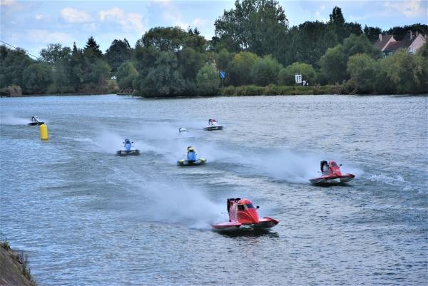 Focus sur le Grand Prix Motonautique de Chalon-sur-Saône