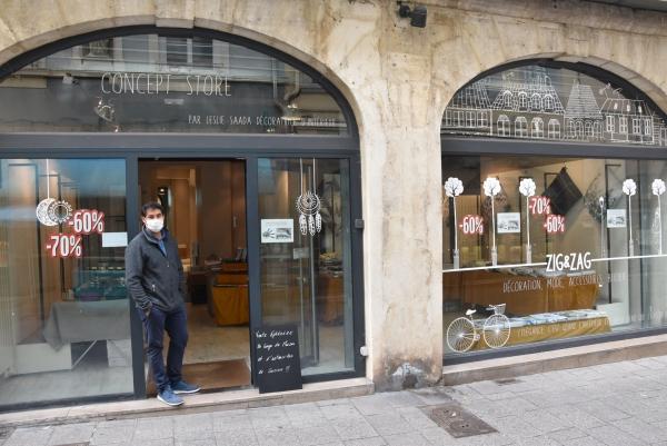 Nouveau commerce à Chalon-sur-Saône : 'Linge de maison et ustensiles de cuisine'