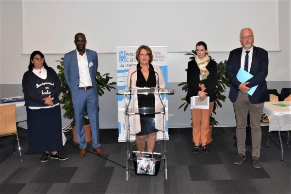Chalon-sur-Saône : Succès de la 4e édition du salon 'Top Emploi' pour les 16 -25 ans au Colisée !