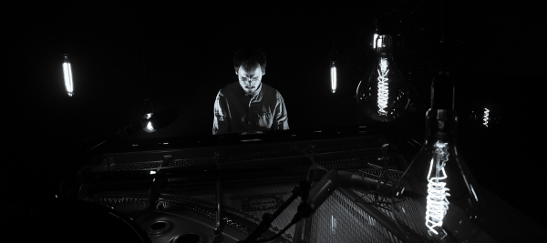 Piano solo avec Antonin Néel et présentation du trimestre à l'Arrosoir