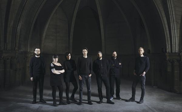 Chapelier Fou Ensemb7e au Conservatoire du Grand Chalon pour un concert de musique pop de chambre !