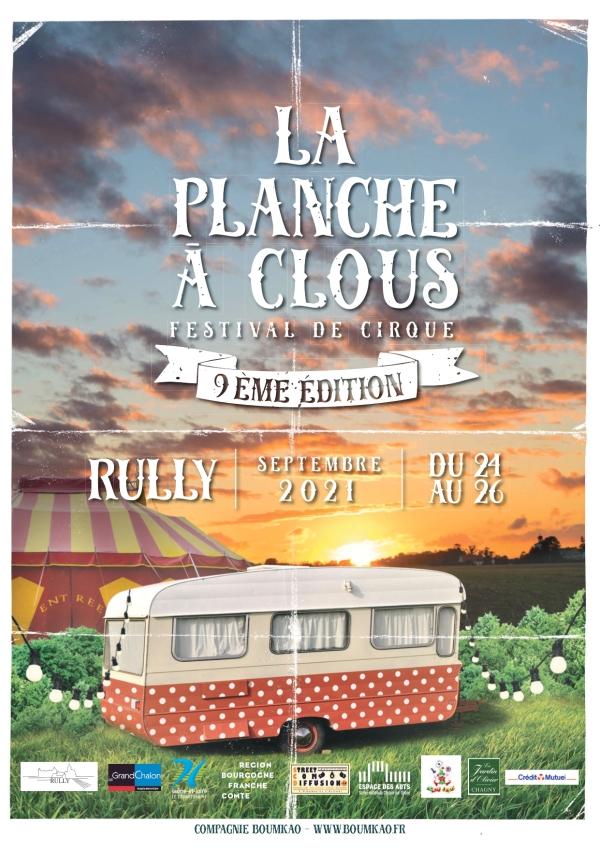 Découvrez le programme de la 9e édition du festival La planche à Clous