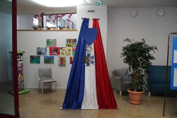 Exposition sur l'histoire de l'Ordre national du Mérite à la Maison des Séniors jusqu'au 31 août