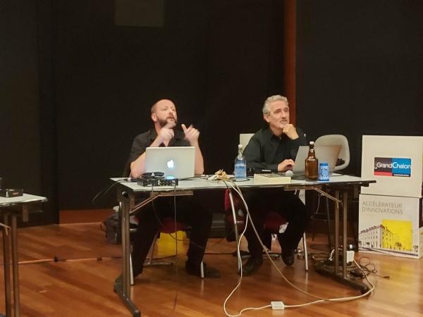 Conférence-concert «Une histoire des musiques électroniques» à Nicéphore Cité