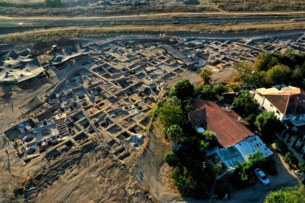 Découverte en Israël d'un gigantesque site de production de vins datant de 1500 ans