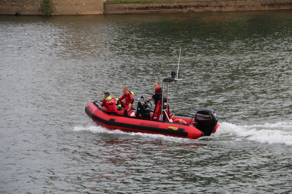 Fuite d'hydrocarbure : les sapeurs-pompiers de Saône-et-Loire sont intervenus au Port-Villiers